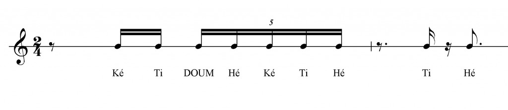 rythmes difficiles 2